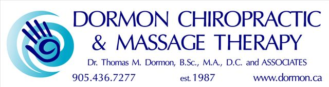 Dormon Chiropractic and Massage Therapy Oshawa
